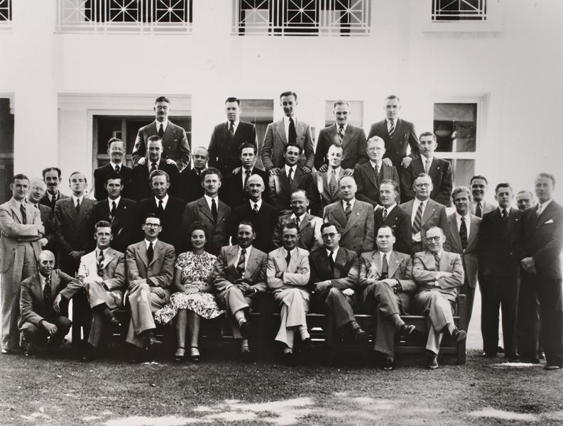 Federal Parliamentary Press Gallery, 1948.